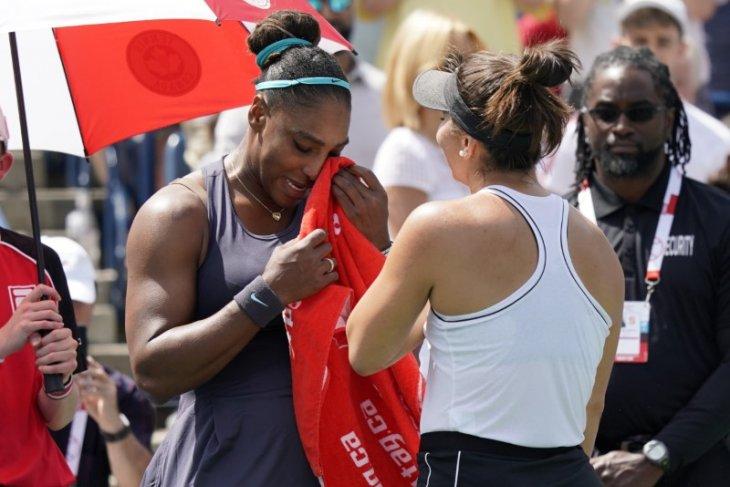 Cedera, Serena mundur dari Cincinnati