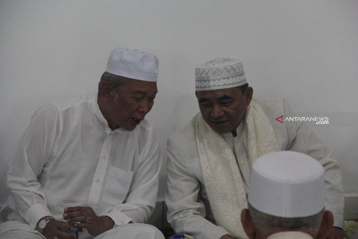 Ribuan jemaah hadiri haul orangtua Pengasuh Ponpes Nurul Muhibbin