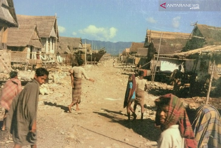 Nasib suku komodo di Pulau Komodo