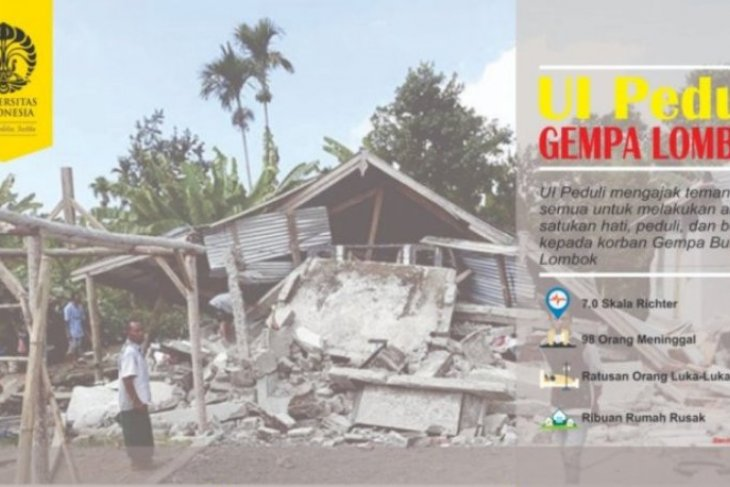 Klinik Digital Vokasi UI: Hoax tantangan baru ketika bencana alam terjadi