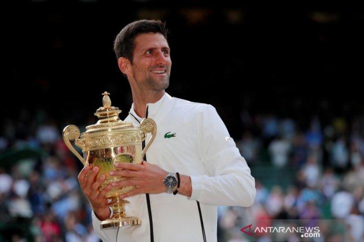 Djokovic dan Osaka unggulan teratas pada US Open