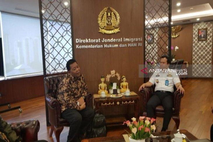 Dirjen Imigrasi setujui pembukaan kantor perwakilan di Madina