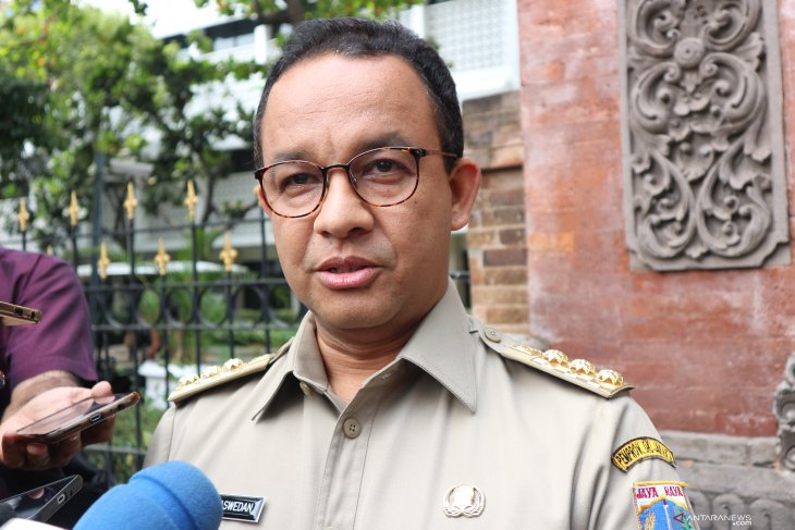 Jakarta governor, president discuss plan to introduce electric cars
