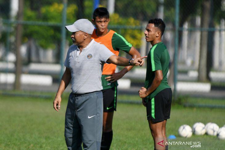 Pada semifinal U-18 lawan Myanmar, Fakhri terapkan sistem rotasi pemain