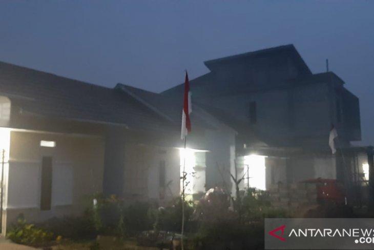 Kabut asap makin pekat hingga ganggu kesehatan