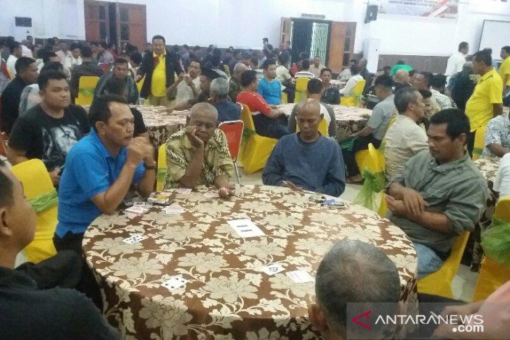 Truf gembira sambut HUT ke-74 RI di Labura berhadiah Rp10 juta