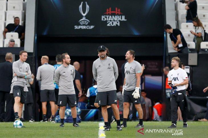 Klopp enggan Liverpool disebut favorit juara Piala Super Eropa
