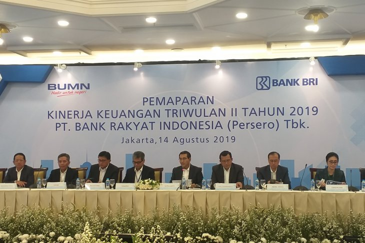 BRI posts Rp16 trillion consolidated profit, 8.1 percent growth
