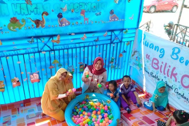 Puskesmas Kelua siapkan fasilitas Ramah Anak