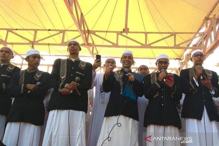 Majelis Sholawat Nurul Latif meriahkan Harjad Provinsi Kalsel