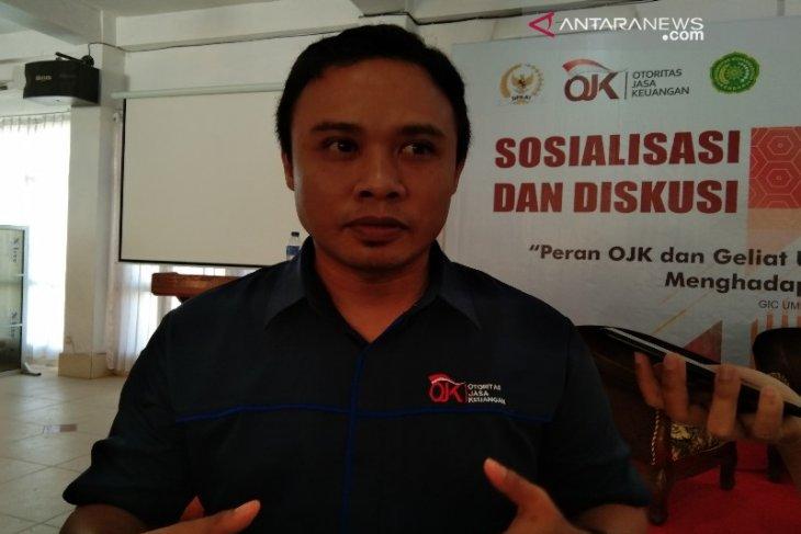 OJK tutup 400 pinjaman daring  ilegal