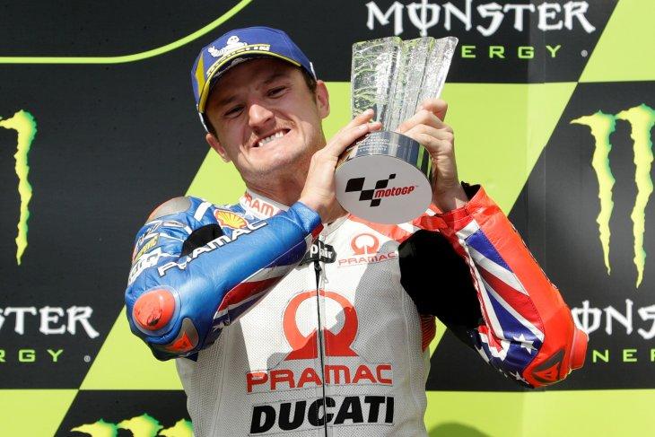 Miller perpanjang kontrak dengan Pramac Racing