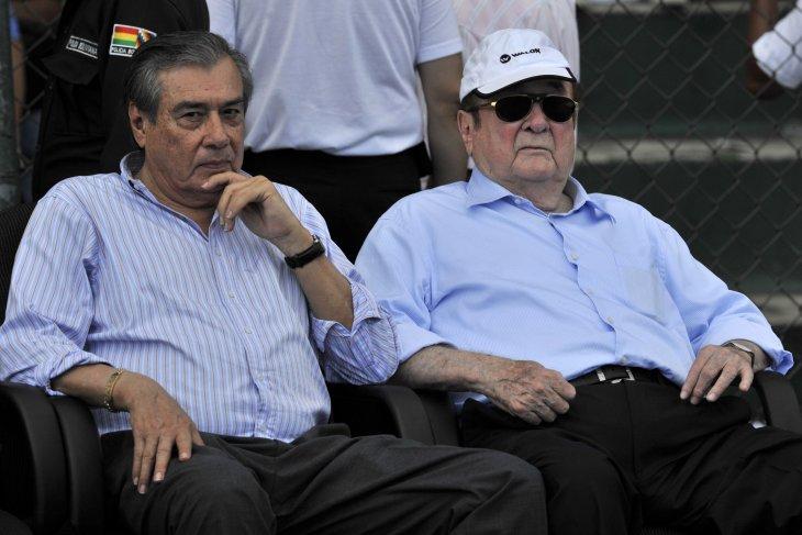 FIFA jatuhi eks presiden sepak bola Bolivia
