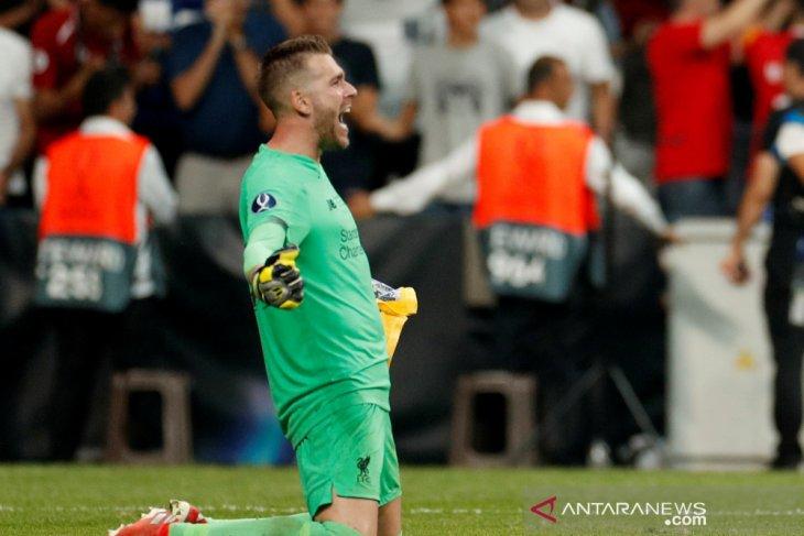 Liverpool juara Piala Super, tundukkan Chelsea lewat adu penalti