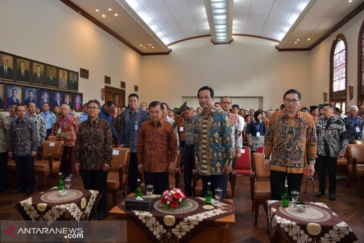 Pancasila's values practiced by providing prosperity for all: VP