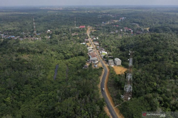 Tokoh Perbatasan Kalbar dukung ibu kota negara pindah ke Kalimantan