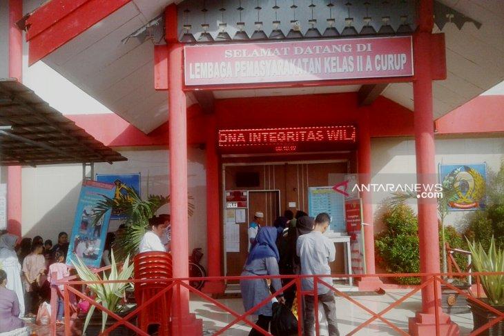 390 narapidana Lapas Curup terima remisi HUT RI