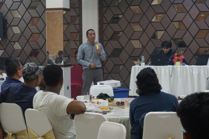 Harita Nickel Division -  wartawan Malut gelar media gathering