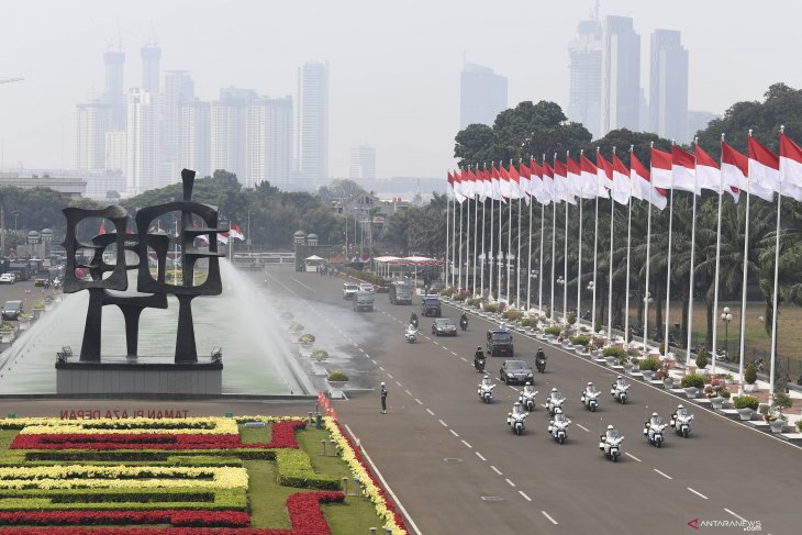 Indonesia to emerge as one of world's economic powers: president
