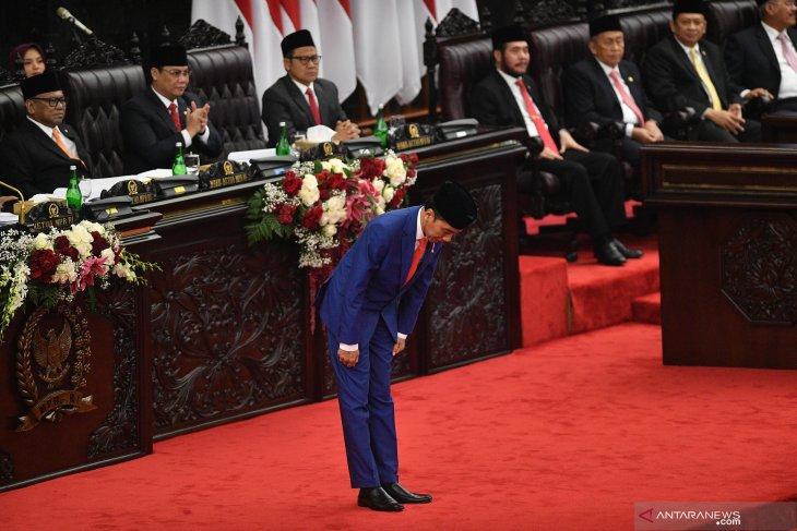 Jokowi: semangat persatuan harus terus dijaga