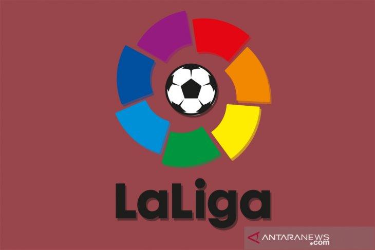 Empat tim teratas Spanyol lolos ke Liga Champions jika musim terhenti