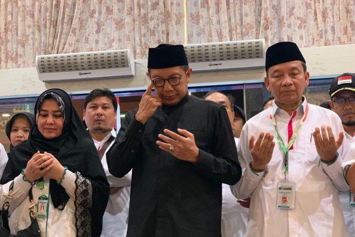 Lepas kepulangan kloter pertama, Amirul Hajj minta maaf