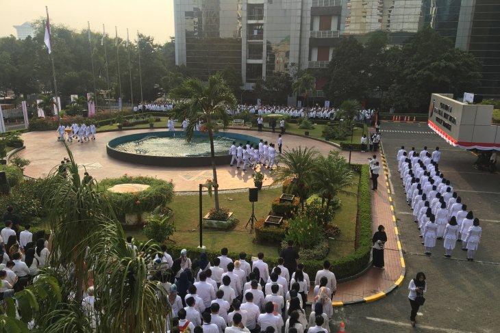 Peringati HUT RI, Kementerian BUMN gelar bakti sosial