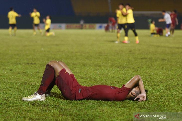 Penalti Malaysia runtuhkan mental pemain Indonesia