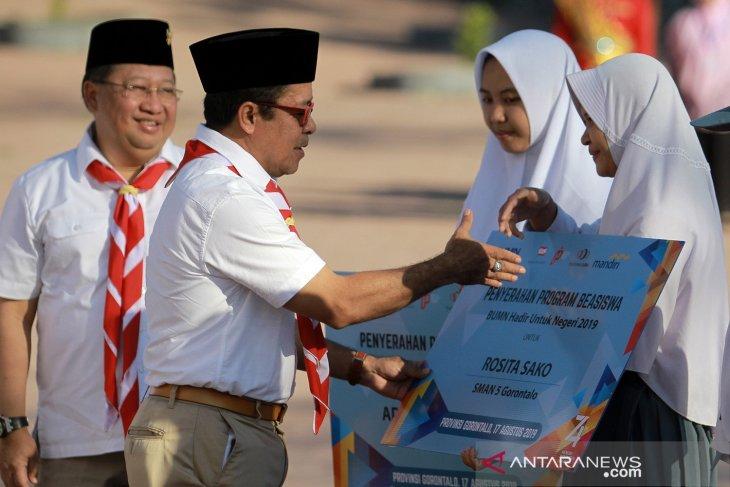 Berbagai kegiatan sosial BHUN harus beri manfaat bagi masyarakat Gorontalo