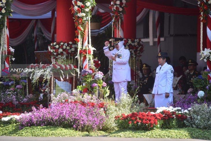 Wali Kota Surabaya :  SDM berkualitas untuk Indonesia maju