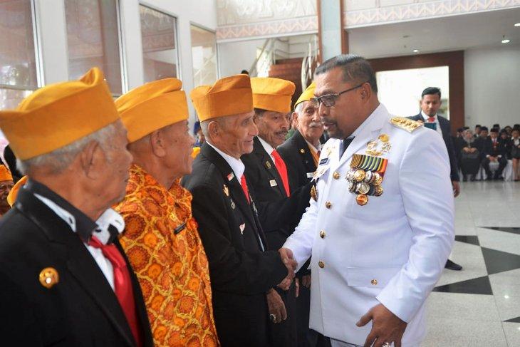 Provinsi Maluku merayakan HUT ke- 74