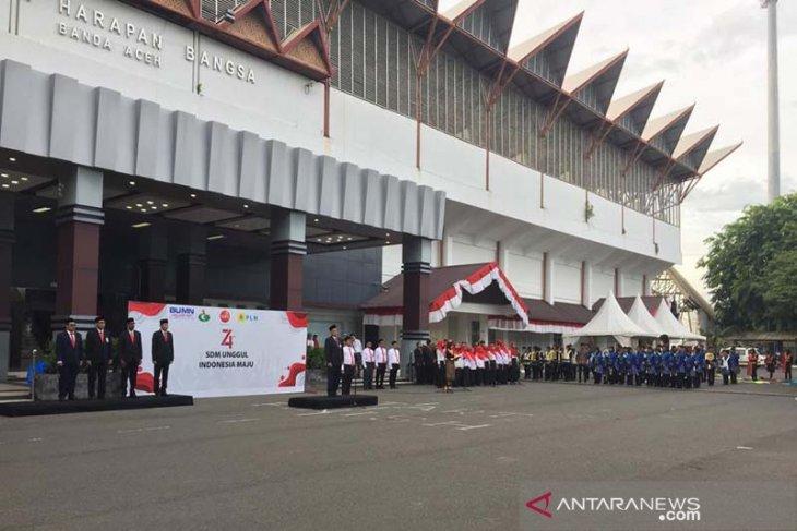 PLN Peringati HUT RI ke-74 di Aceh