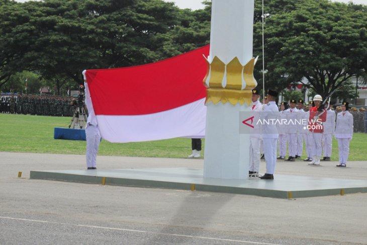 Plt Gubernur Aceh jadi inspektur upacara HUT RI