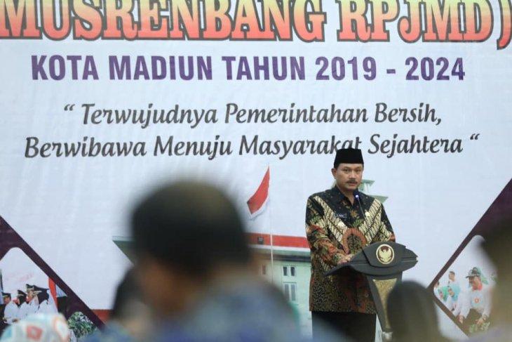 Musrenbang RPJMD 2019-2024 wujudkan Madiun sebagai