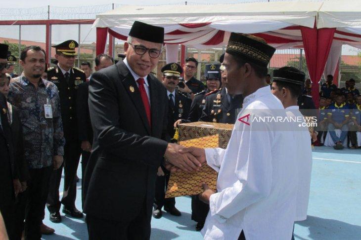 4.176 narapidana di Aceh terima  remisi