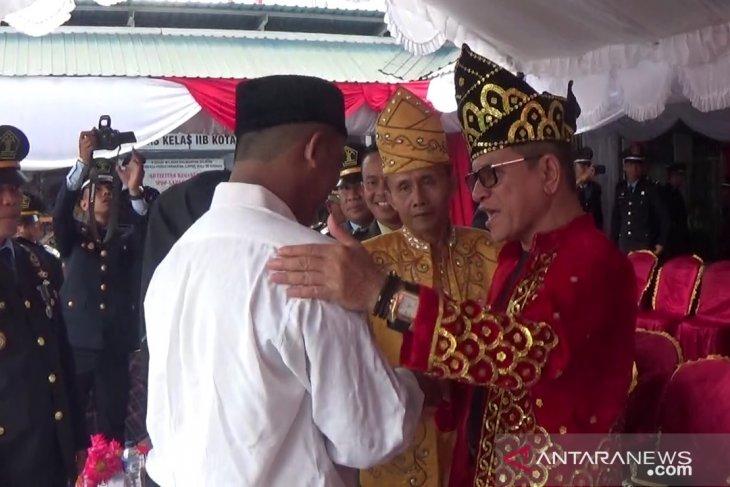 521 warga binaan Lapas Kotabaru terima remisi