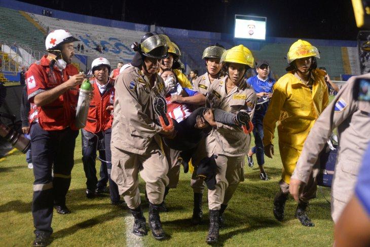 Tiga tewas dalam kerusuhan jelang laga di  Honduras