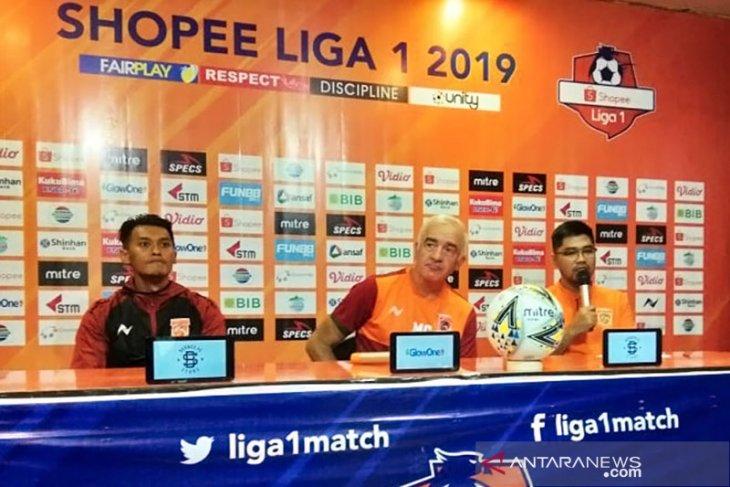 Tim Borneo Ditahan Imbang Persipura 1-1