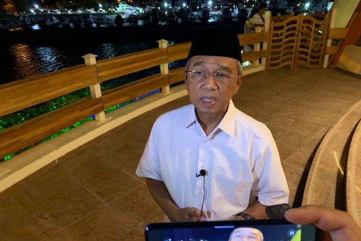 Naib Amirul Hajj Busyro Muqoddas nilai  penyelenggaraan haji tahun ini semakin baik