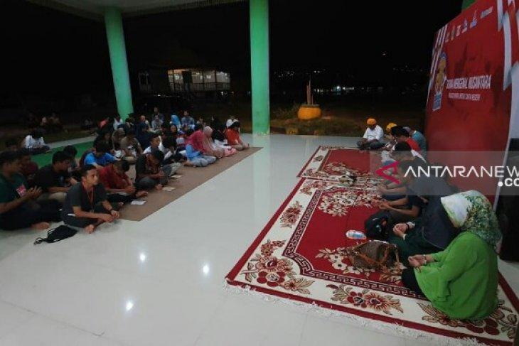 Peserta SMN Sumut menginap di rumah warga Palu