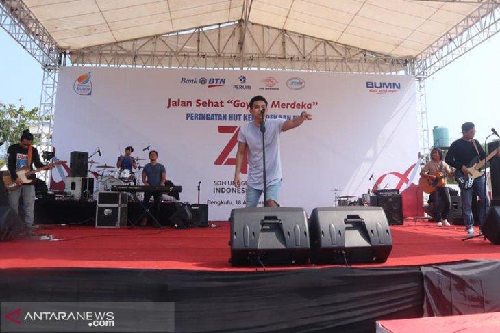Lyla akhiri rangkaian kegiatan konsorsium BUMN di Bengkulu
