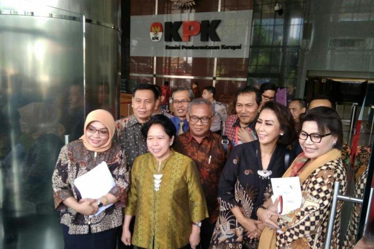 Pimpinan KPK terpilih harus bersinergi penegak hukum lain