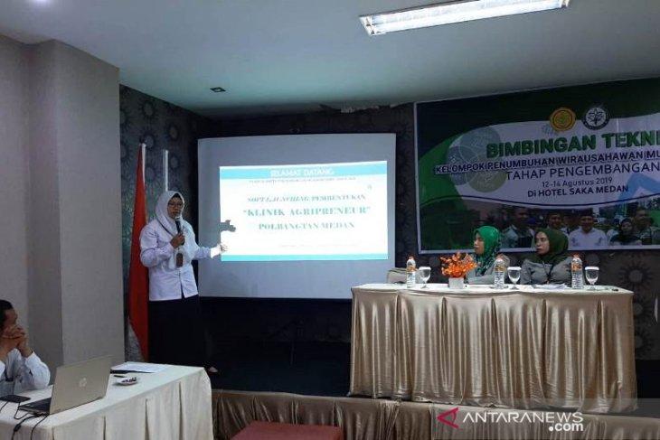 Soft Launching Klinik Agripreneur Polbangtan Medan