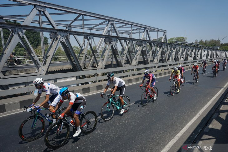 Hasil lengkap etape satu Tour d'Indonesia
