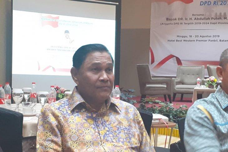 DPD: BPBA lembaga strategis tingkatkan PAD Aceh