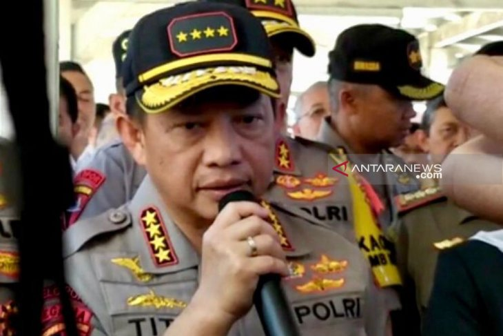 Police Chief confirms situation placated in West Papua
