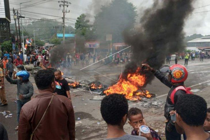 Kerusuhan di Manokwari