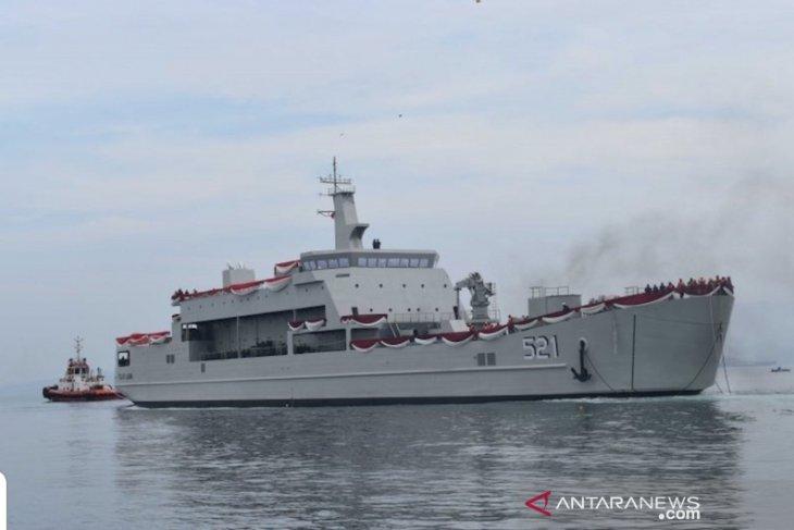TNI AL berupaya selamatkan korban pertikaian KM MIna