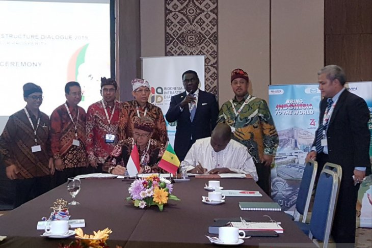 PT WIKA signs agreement to construct US$250-million tower in Senegal