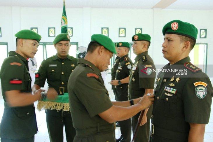 Danrem 012 Teuku Umar pimpin sertijab dua komandan kodim  di Aceh